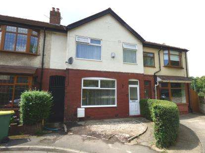 3 Bedrooms Terraced House for sale in Fairfield Drive, Ashton-On-Ribble, Preston, Lancashire, PR2