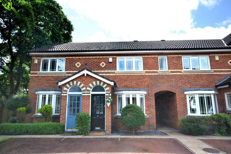 2 Bedrooms Mews House for sale in Kennet Way, Macclesfield