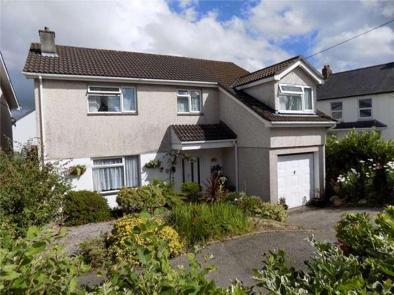 4 Bedrooms Detached House for sale in Mount Terrace, Par, St. Austell