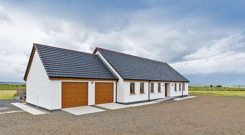 4 Bedrooms Bungalow for sale in Harpsdale, Halkirk, Highland, KW12