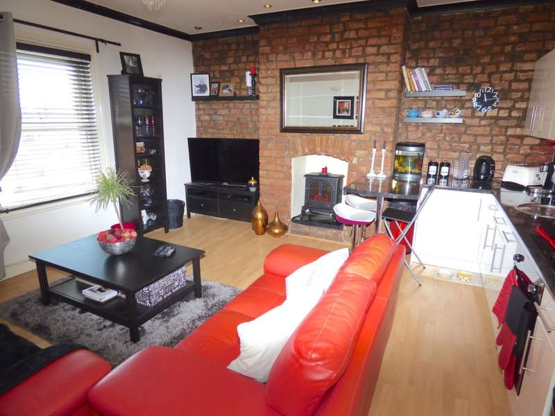 1 Bedroom Flat for sale in Promenade, Southport, Merseyside, PR9