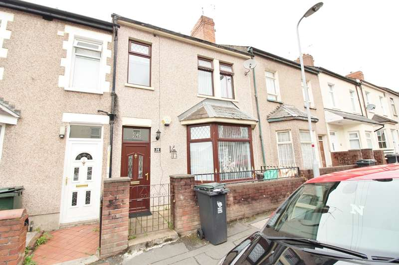 3 Bedrooms Terraced House for sale in Arundel Road, Newport, NP19