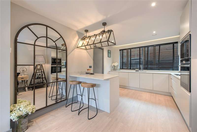 2 Bedrooms Flat for sale in The Malvern, Malvern Place, Maida Vale, London, NW6