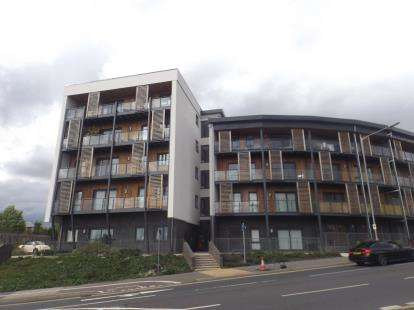 2 Bedrooms Flat for sale in Colchester, Essex