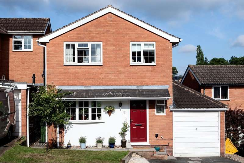5 Bedrooms Detached House for sale in Woodthorpe Drive, Bewdley