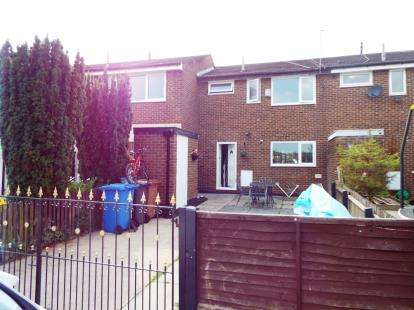3 Bedrooms Terraced House for sale in Cairn Drive, Salford, Greater Manchester