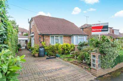 3 Bedrooms Detached House for sale in Sunnybank Road, Potters Bar, Hertfordshire, Potters Bar