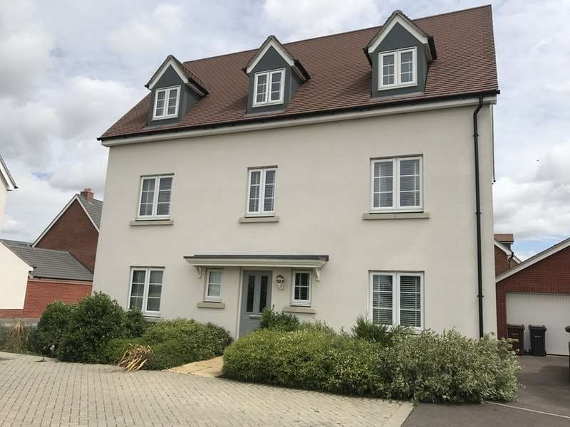 5 Bedrooms Detached House for sale in Emberson Croft, CHELMSFORD, Essex, CM1
