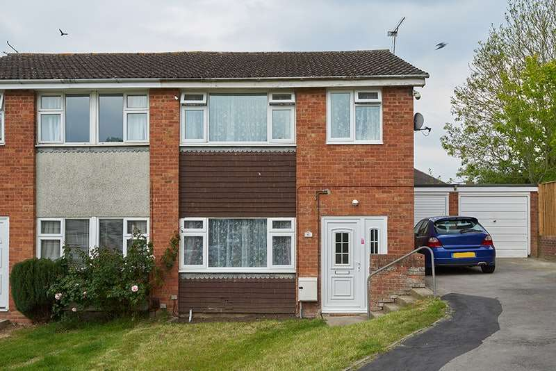 3 Bedrooms Semi Detached House for sale in Valleyside, Swindon, Wiltshire, SN1