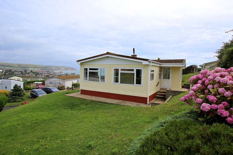 2 Bedrooms Detached Bungalow for sale in HOBURNE PARK, SWANAGE