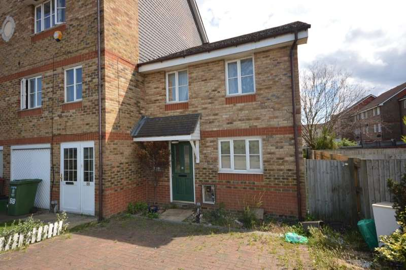 3 Bedrooms Property for sale in Redbourne Drive, Known As 90 Redbourne Drive , London, SE28