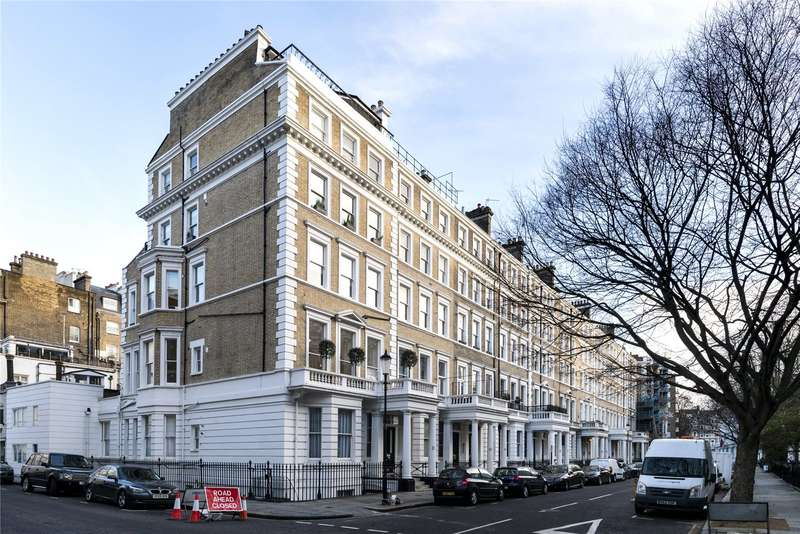 4 Bedrooms Flat for sale in Southwell Gardens, London, SW7