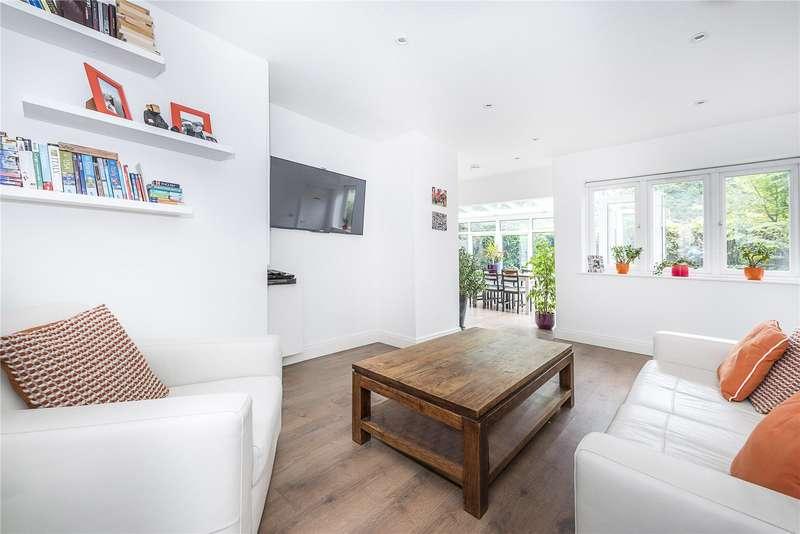 1 Bedroom Flat for sale in St. Margarets Road, Twickenham, TW1