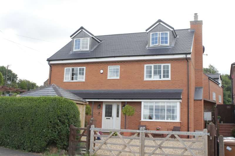 5 Bedrooms Detached House for sale in Mountpleasant Road, stoke on trent, Staffordshire, ST7