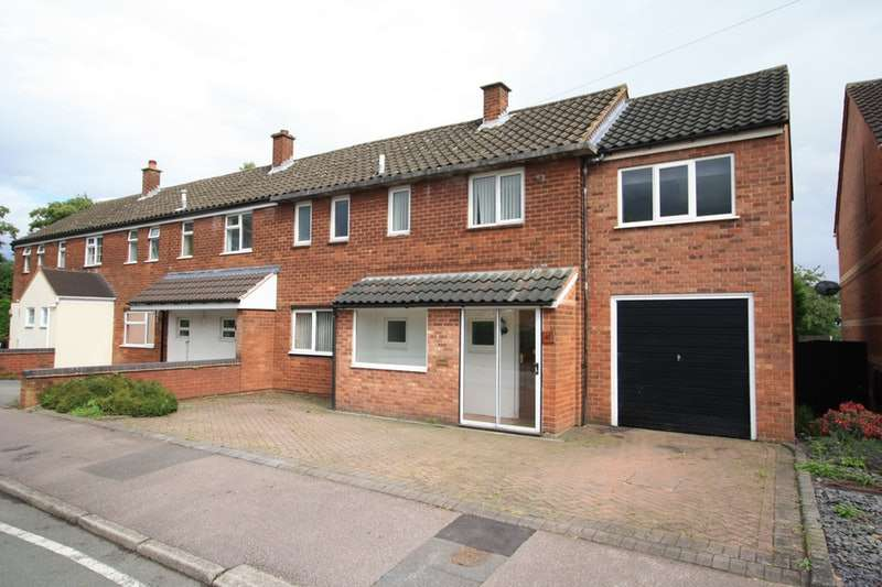 3 Bedrooms End Of Terrace House for sale in Wissage lane, Lichfield, Staffordshire, WS13
