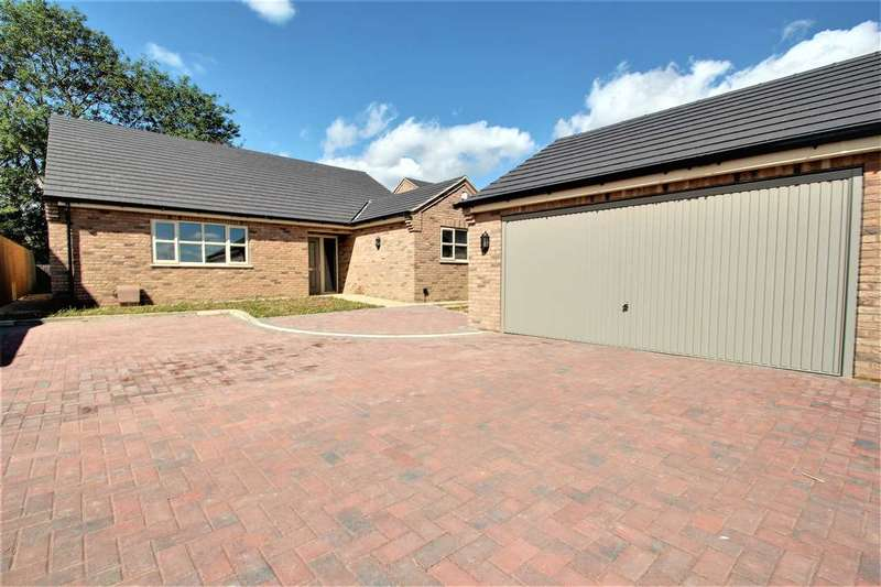 3 Bedrooms Bungalow for sale in Poplar Close, off Westfield Drive, North Greetwell, Lincoln