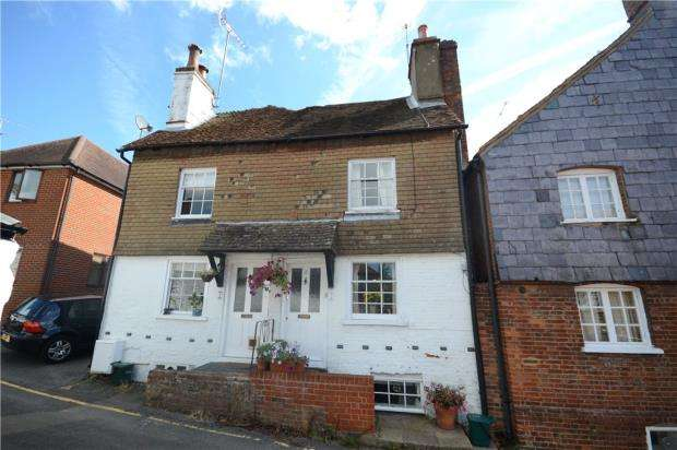 2 Bedrooms Semi Detached House for sale in Mead Lane, Farnham, Surrey