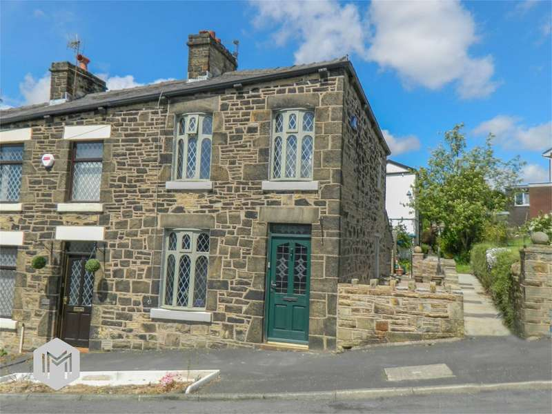 2 Bedrooms End Of Terrace House for sale in Bedford Street, Egerton, Bolton, BL7