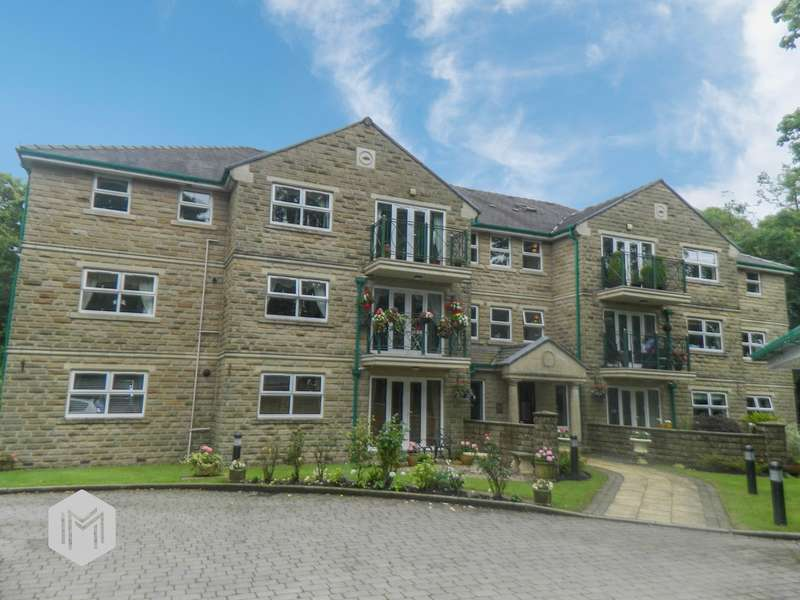 2 Bedrooms Apartment Flat for sale in Apartment 1c, Grange Manor, Grange Road, Bromley Cross, BOLTON, BL7