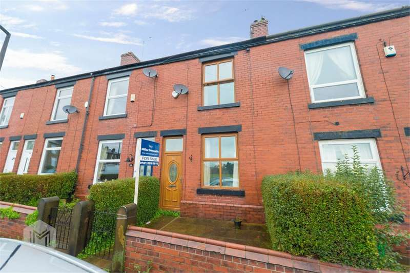 2 Bedrooms Terraced House for sale in Scobell Street, Tottington, Bury, BL8