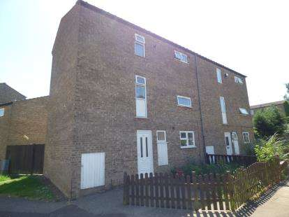 4 Bedrooms Semi Detached House for sale in Brynmore, Bretton, Peterborough, Cambridgeshire