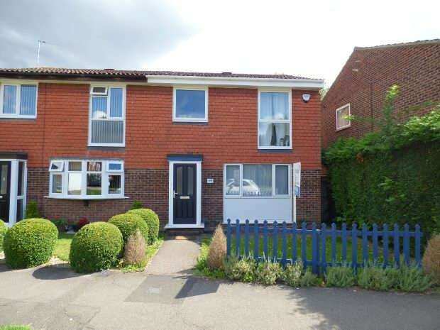 3 Bedrooms Semi Detached House for sale in Carters Rise, Calcot, Reading,