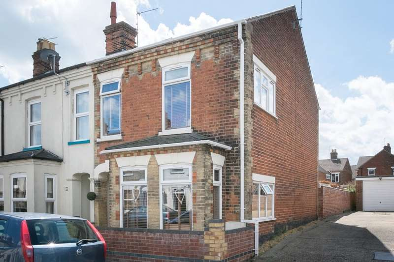 4 Bedrooms End Of Terrace House for sale in Upper Cliff Road, Gorleston-On-Sea