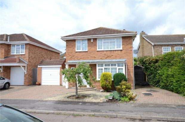 3 Bedrooms Detached House for sale in Cherington Gate, Maidenhead, Berkshire