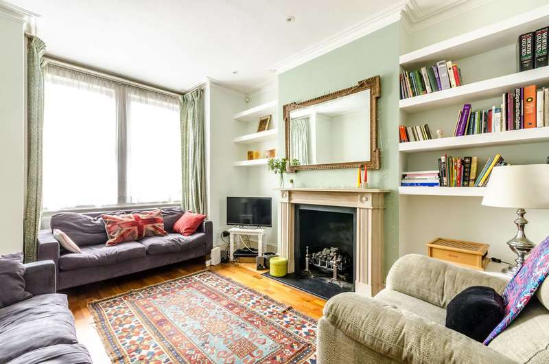 3 Bedrooms House for sale in Harlesden Road, Willesden, NW10