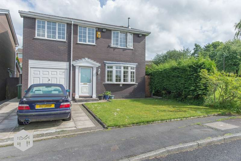 5 Bedrooms Detached House for sale in Birkenhills Drive, Bolton, BL3