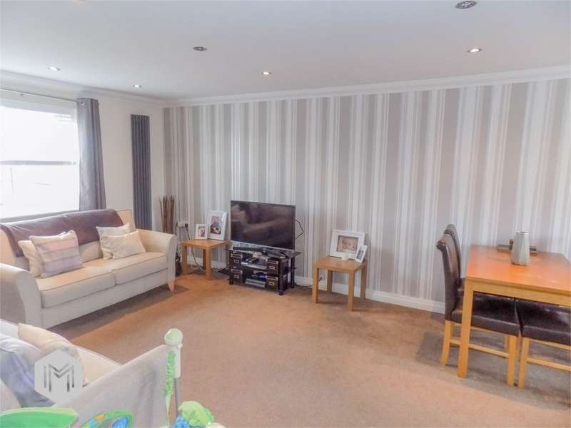 3 Bedrooms Apartment Flat for sale in Chorley Old Road, Bolton, BL1