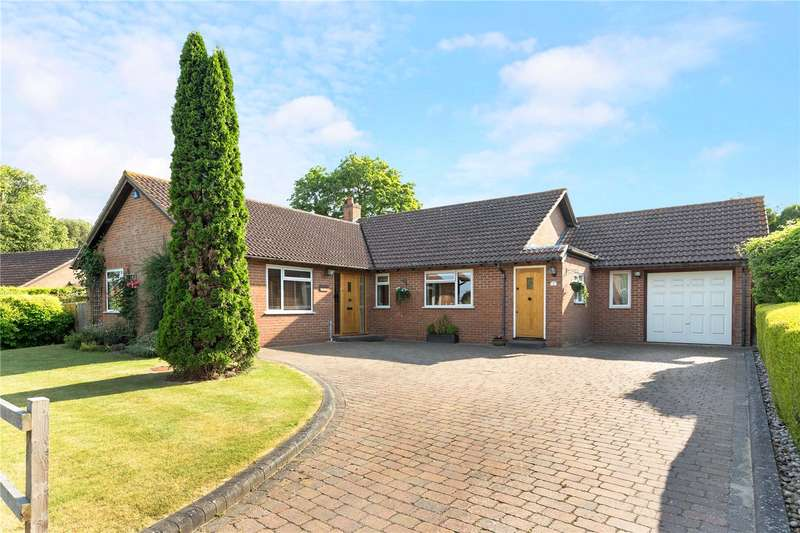 3 Bedrooms Detached Bungalow for sale in Alexander Close, Upton, Oxfordshire, OX11