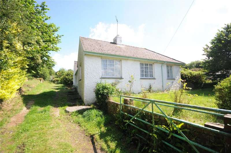 3 Bedrooms Detached House for sale in New Hill, Grampound, Truro