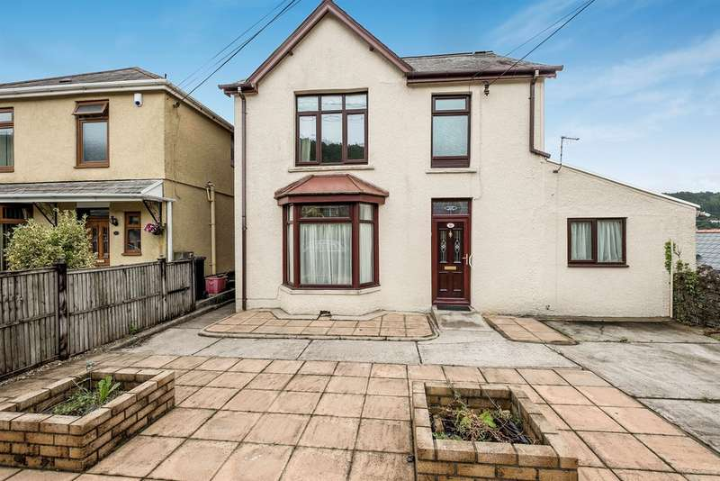 3 Bedrooms Detached House for sale in Brecon Road, Pontardawe, Swansea