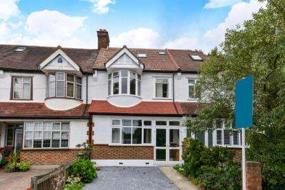 5 Bedrooms Semi Detached House for sale in Stanhope Grove, Beckenham
