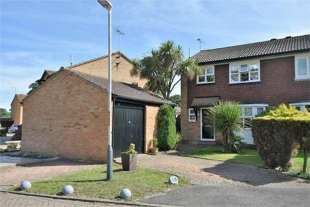 3 Bedrooms Semi Detached House for sale in Barrington Crescent, Birchington, Kent