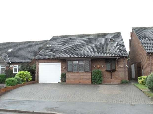 4 Bedrooms Detached Bungalow for sale in Ashby Magna