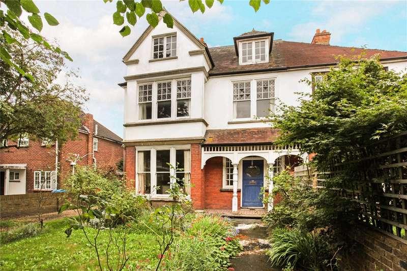 4 Bedrooms Semi Detached House for sale in Alexandra Road, Windsor, Berkshire, SL4
