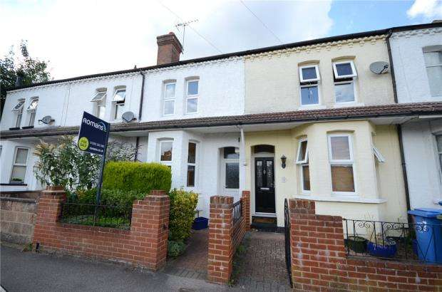 2 Bedrooms Terraced House for sale in Belle Vue Road, Aldershot, Hampshire