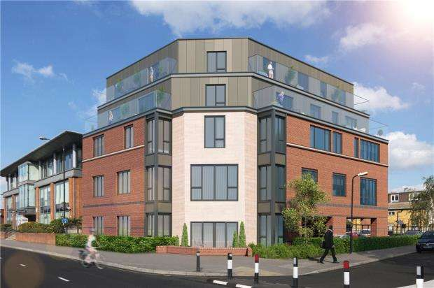 2 Bedrooms Apartment Flat for sale in Lansdowne Avenue, Slough