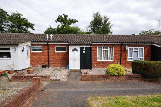 1 Bedroom Terraced Bungalow for sale in Blaire Park, Yateley, Hampshire