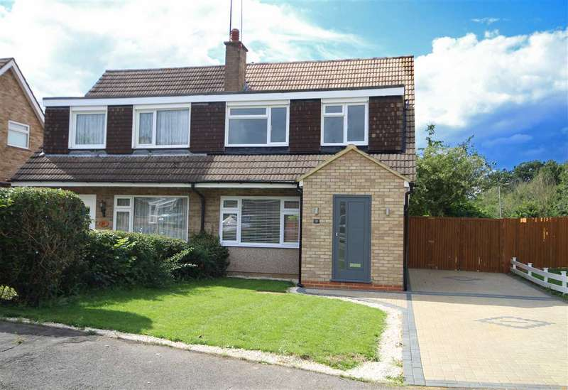 3 Bedrooms House for sale in Spring Crofts, Bushey, WD23.