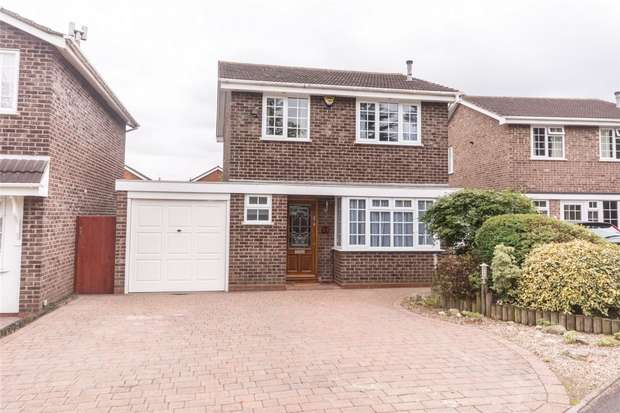 3 Bedrooms Detached House for sale in Spearhill, Lichfield, Staffordshire