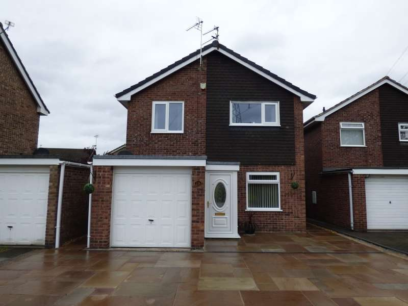 3 Bedrooms Detached House for sale in Shearwater Road, Offerton, Stockport