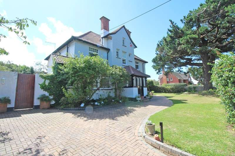 6 Bedrooms Detached House for sale in Whitby Road, Lymington