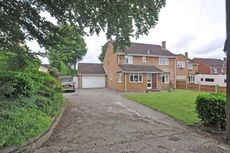 4 Bedrooms Detached House for sale in St Peters In The Field, Bocking, Braintree, CM7