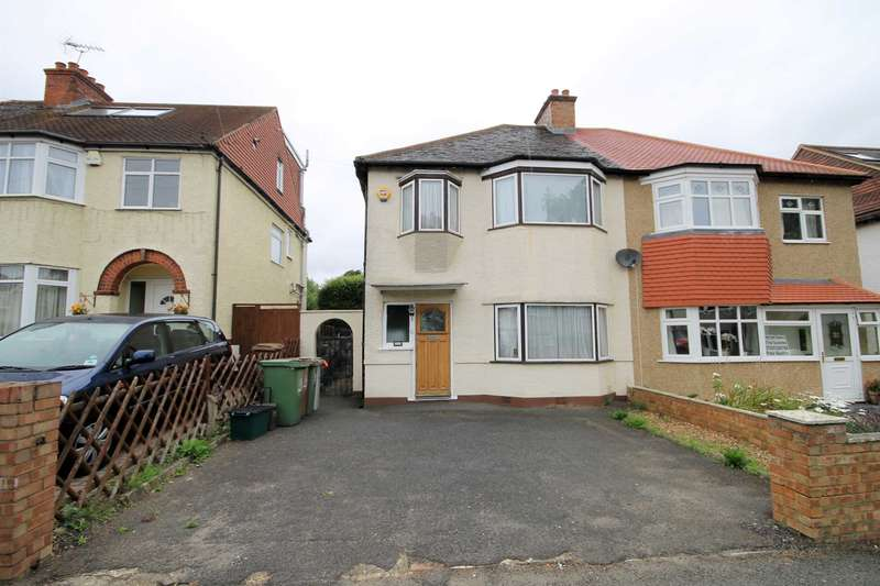 3 Bedrooms Semi Detached House for sale in Forest Road, Sutton