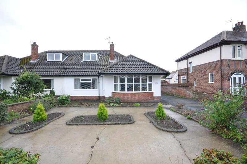 3 Bedrooms Semi Detached Bungalow for sale in Gretdale Avenue, St Annes, Lytham St Annes, Lancsahire, FY8 2EE