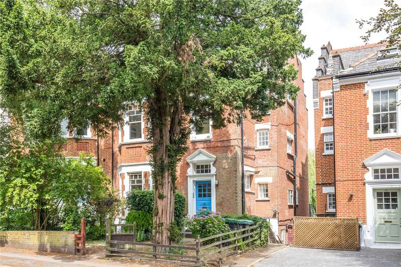 3 Bedrooms Apartment Flat for sale in Coolhurst Road, Crouch End, London, N8