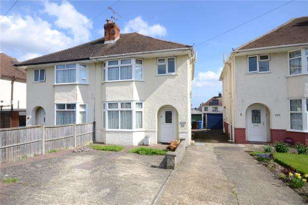 3 Bedrooms Semi Detached House for sale in Elston Road, Aldershot, Hampshire